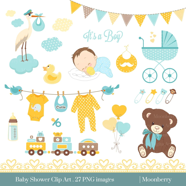 Birth Baby Boy Clip Art
