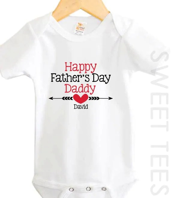 Happy Fathers Day Shirt Personalized Arrow Tribal by ...