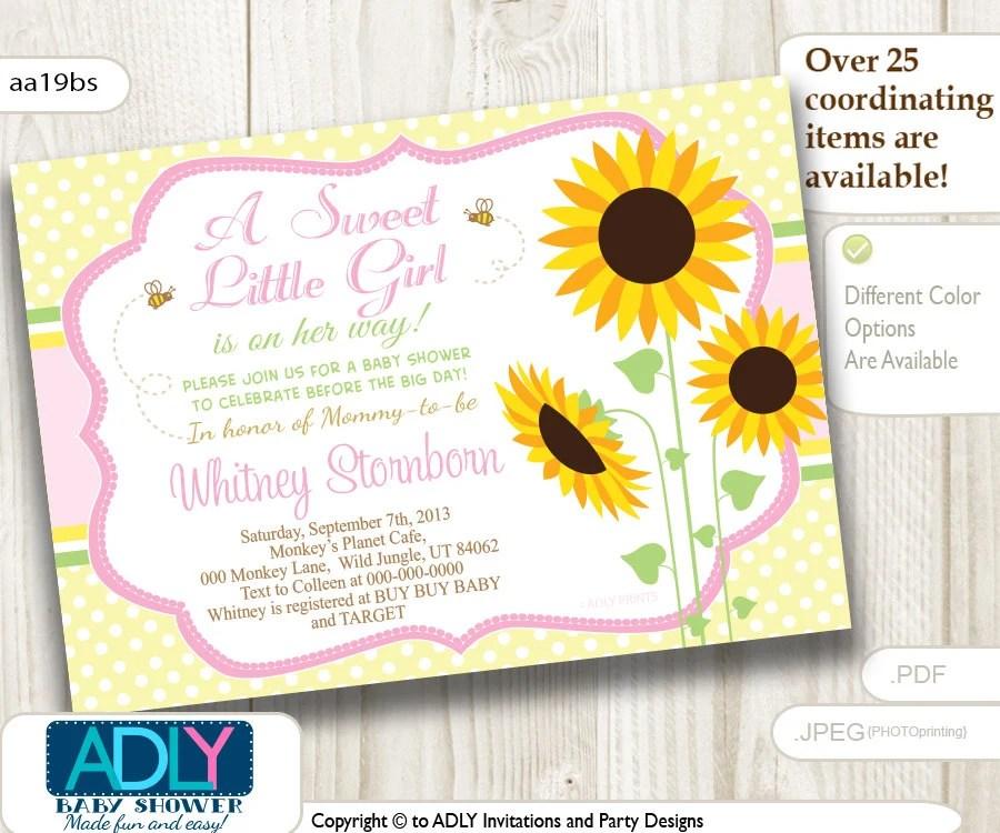 Editable Baby Shower Invitations