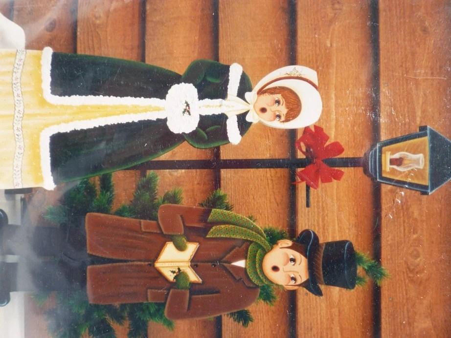 Patterns Wood Decorative Painting