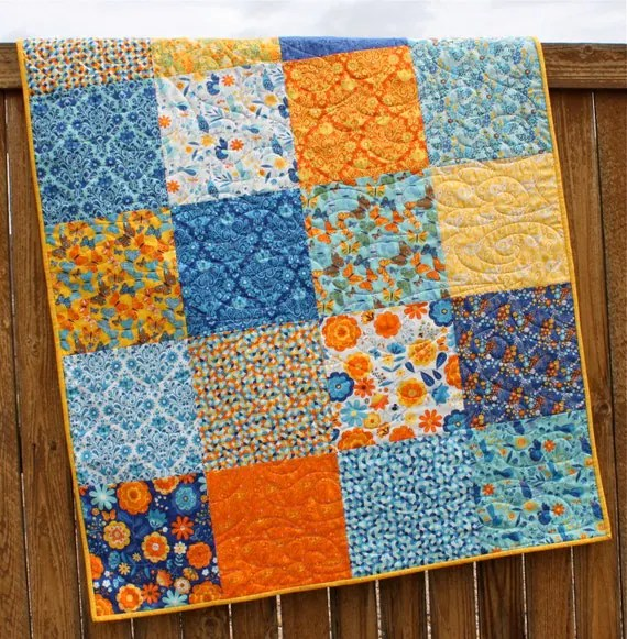 Baby Cakes Quilt Kit