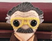 Stan Lee plushie