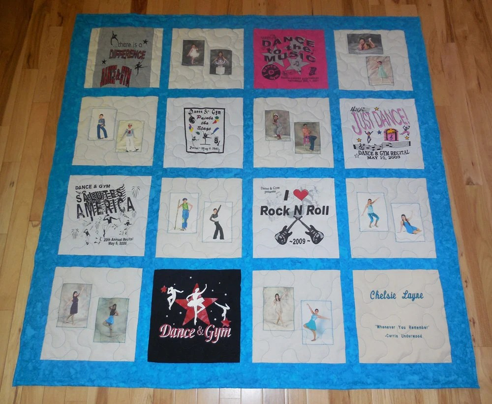 Making Memory Quilt