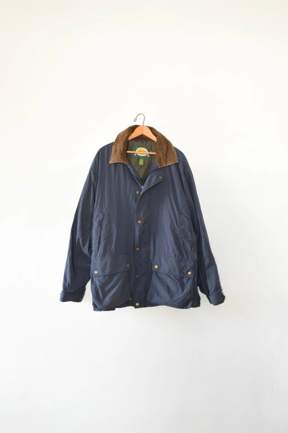 Lands End Mens Barn Coat