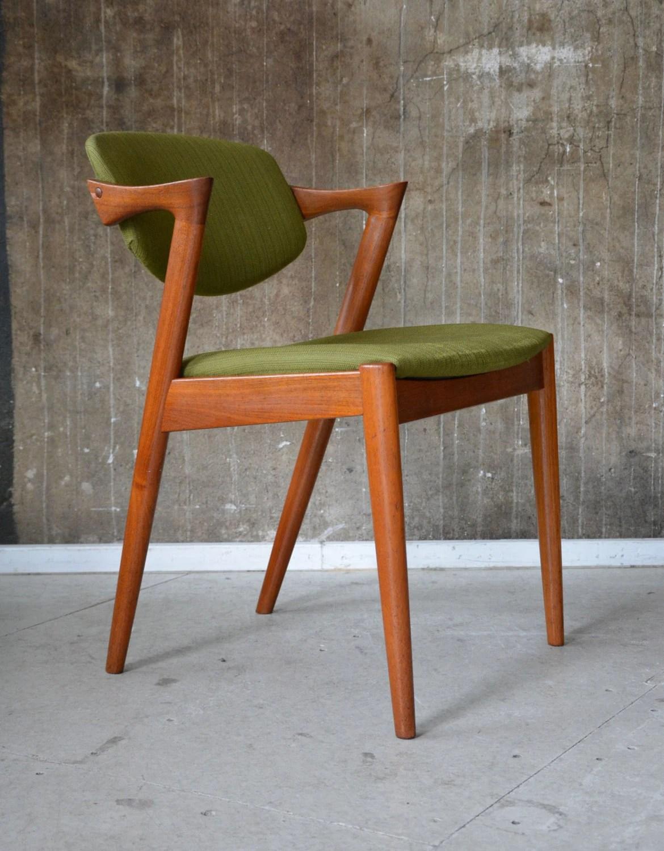 60er kai kristiansen teak armlehnstuhl danish design 60s for 60s chair design
