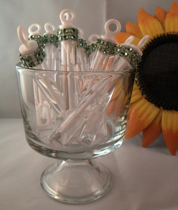 Bride And Groom Bubble Favors