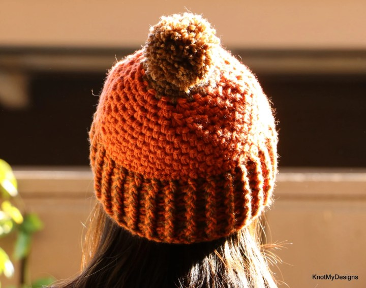 Crochet Winter/Fall Ribbe...