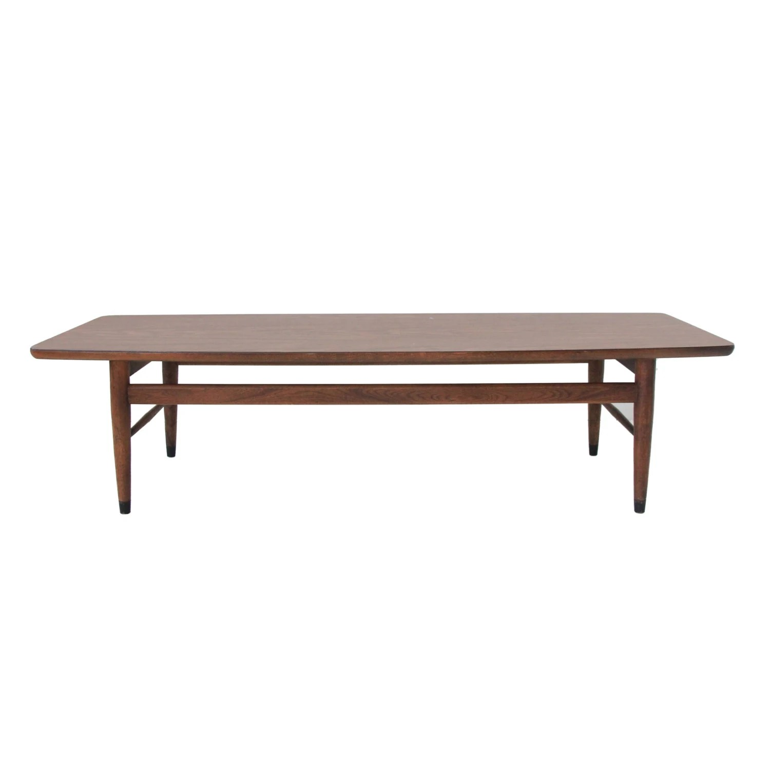 Vintage Mid Century Modern Coffee Table Vintage Swedish Mid Century Modern Teak Coffee Table