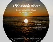 Beachside Love - Heart Ac...