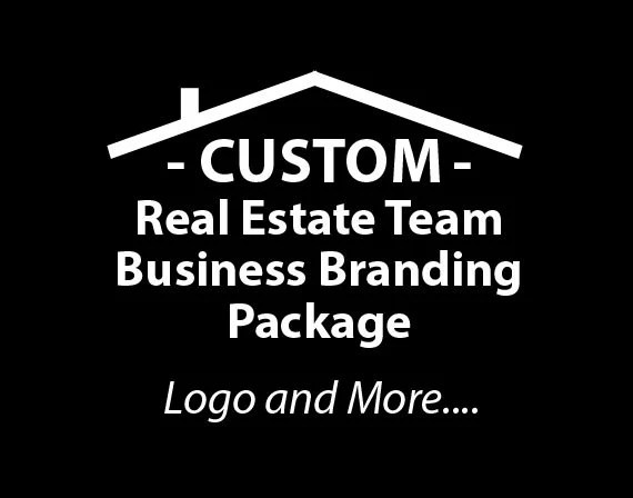 Real Estate Team Business Branding Package Realtor Logo