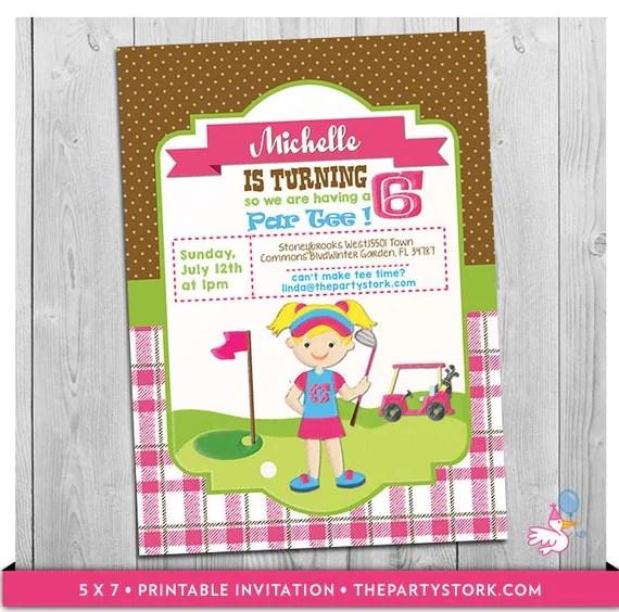 Personalized Invitation Printing