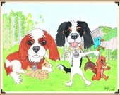 Dog Painting, Custom Pet ...