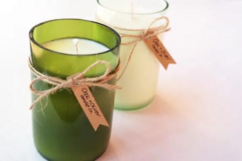 11 oz Soy Candle (Garden fragrances)