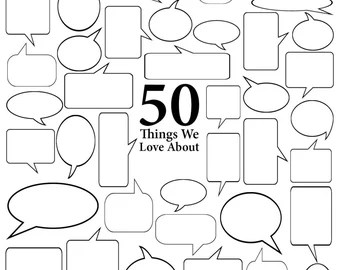 Download 50 reasons | Etsy