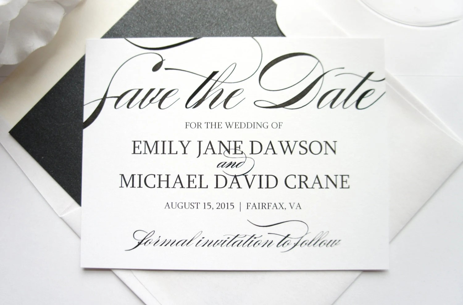 Save Date Fill Cards