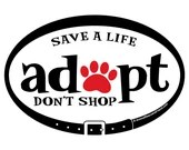 DECAL - Adopt Don't S...