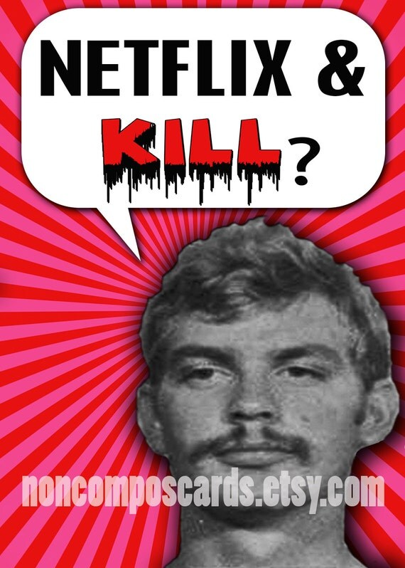 Jeffrey Dahmer Valentine Love Card Serial Killer