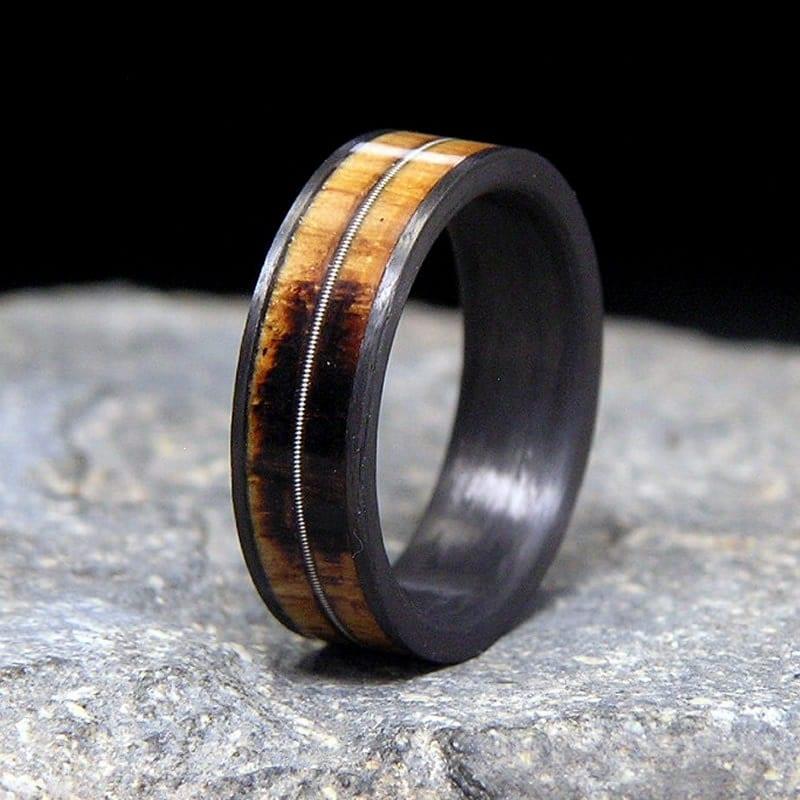 Used Jack Daniel Distillery Whiskey Barrel Wood Carbon Fiber