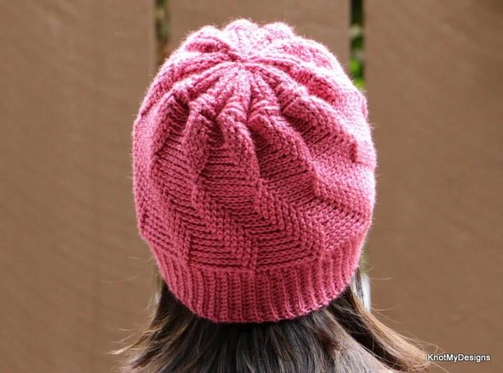 Crochet Winter Pink 2-Lay...