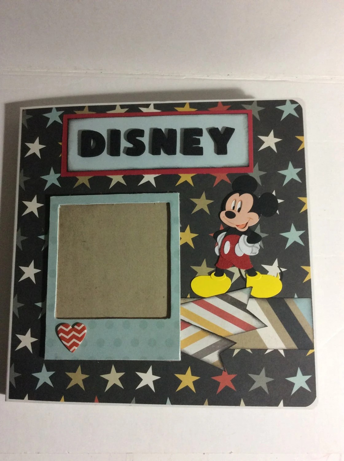 Mouse Record Baby Book Minnie