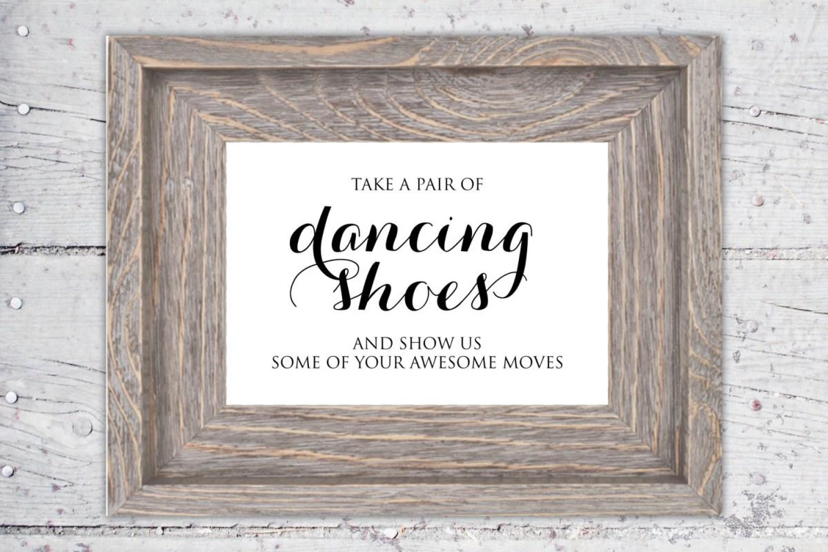 Printable Wedding Signs |...