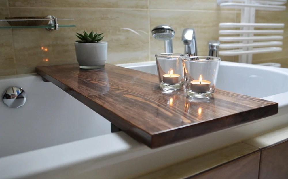 High Quality Bathtub Caddy Bathtub Shelf Bathtub Tray