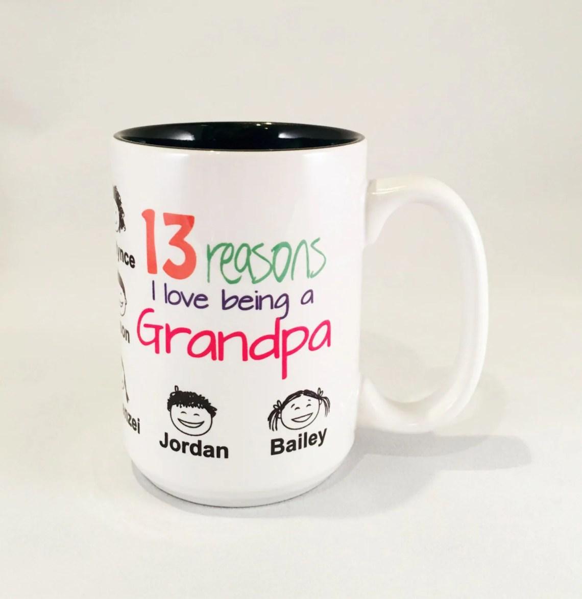 Download So Many REASONS I Love Being a Grandma Grannie Grandpa