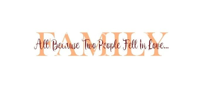 Download All Because Two People Fell in Love Svg Family Svg Love Svg