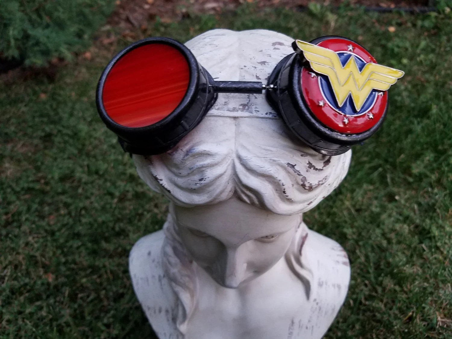 Wonder Woman Goggles...