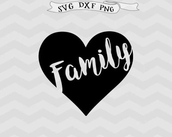 Download Family SVG Valentine svg heart SVG Home SVG love my family