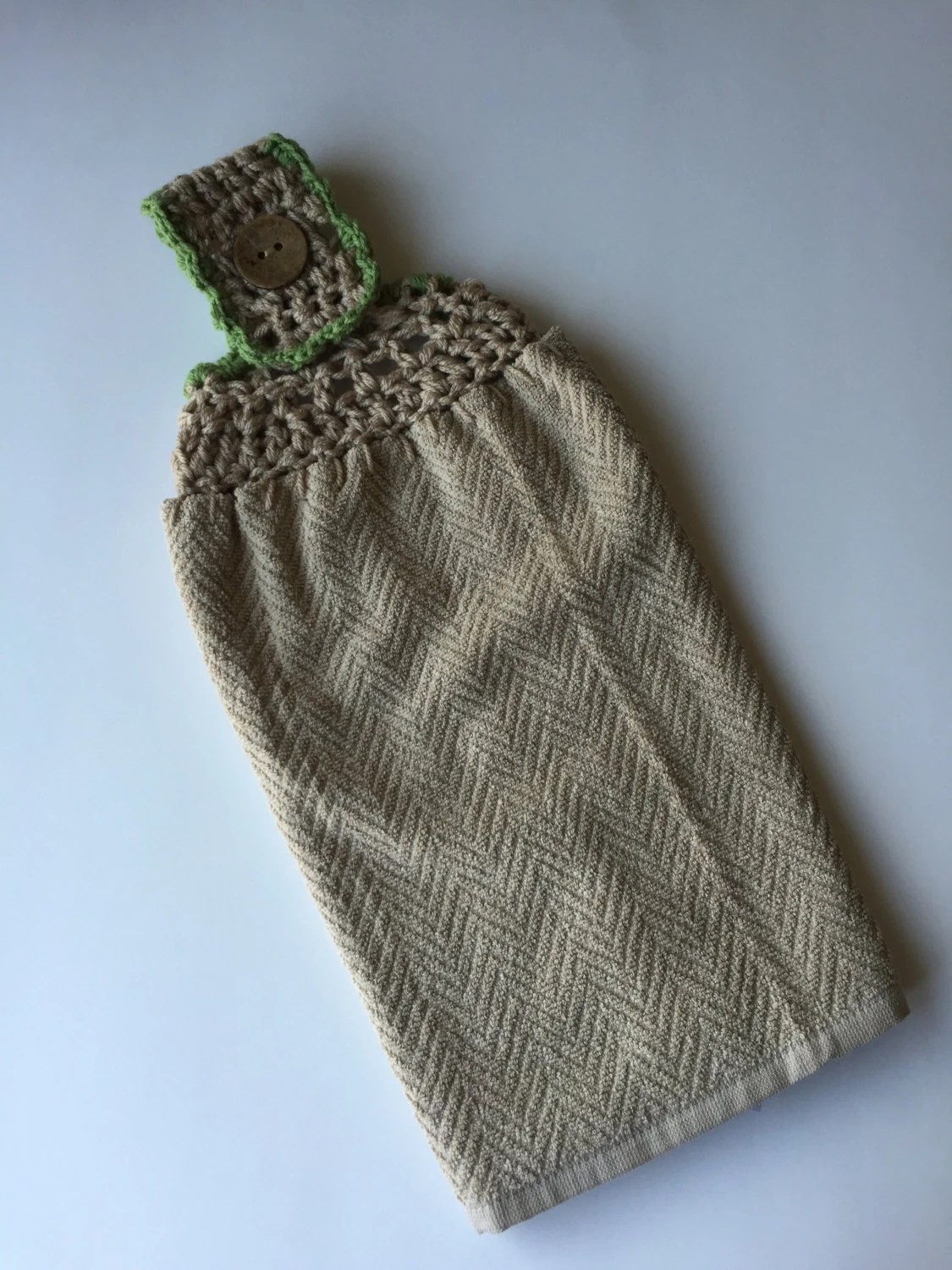 Knitted Towels Holder For Kitchen