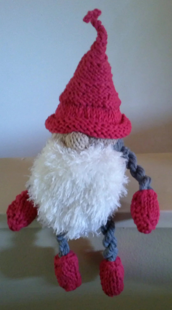 Tomte Swedish Scandinavian Santa Gnome Christmas