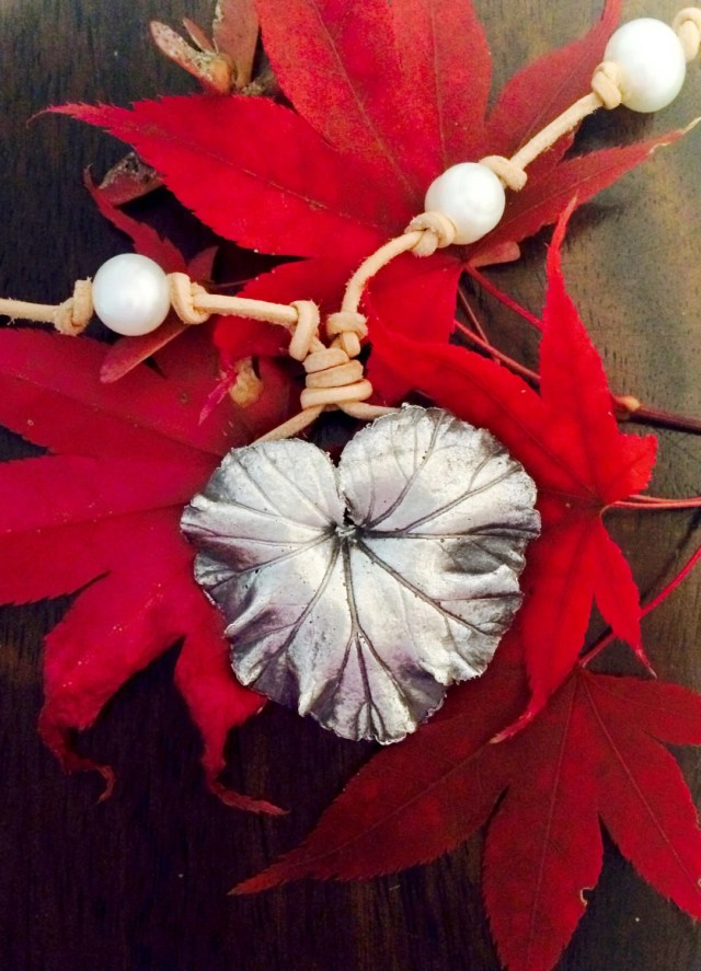 Nature Inspired Necklace ...