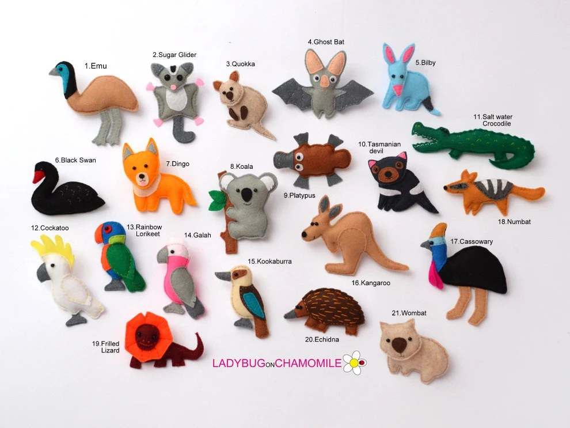 Kangaroo Stuffed Animal Toys