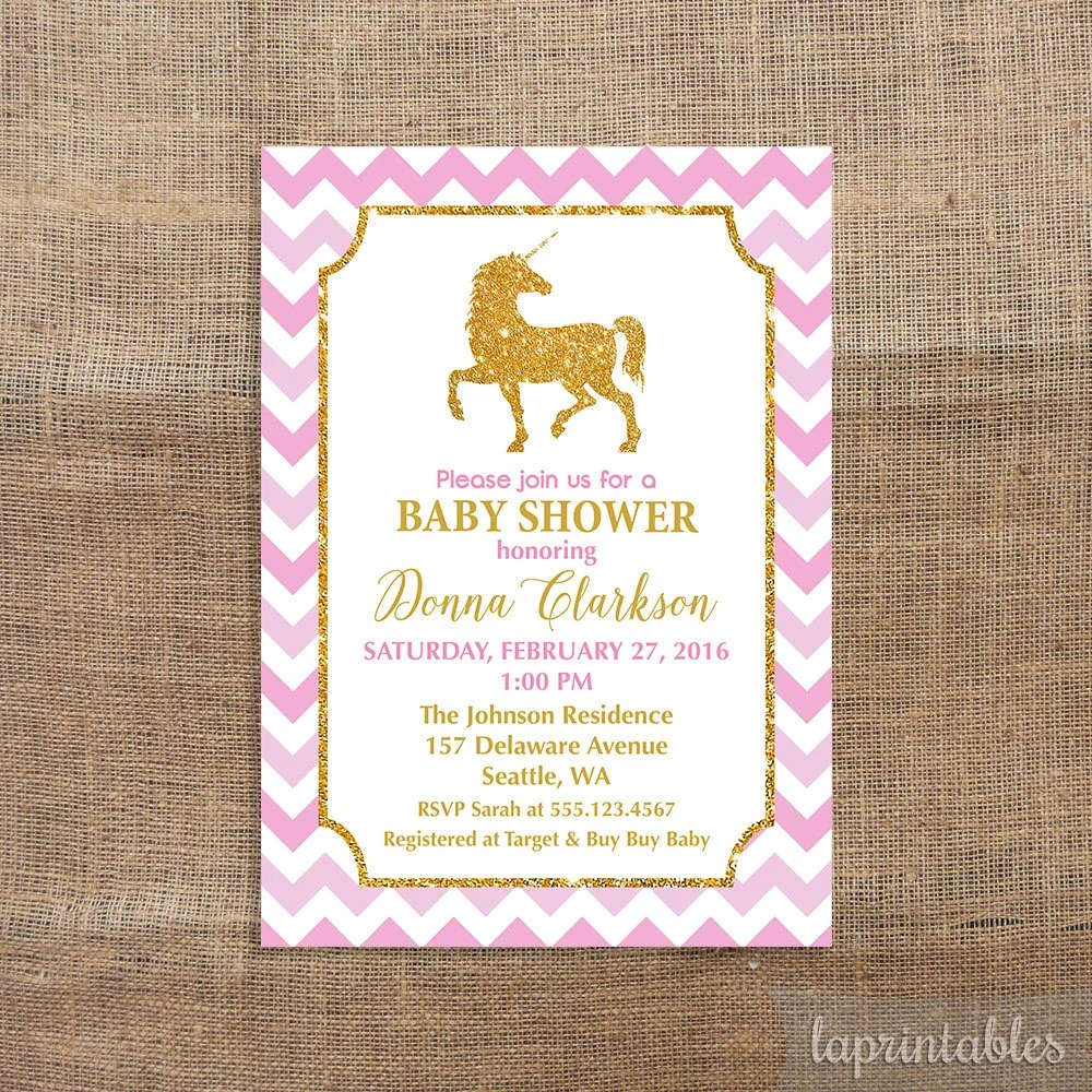 Customized Baby Shower Invitations Online