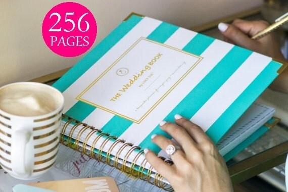 Wedding Planner Book Wedding Book Keepsake Organizer By