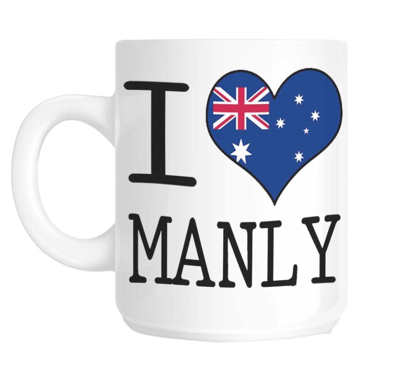 I Heart Australia Etsy