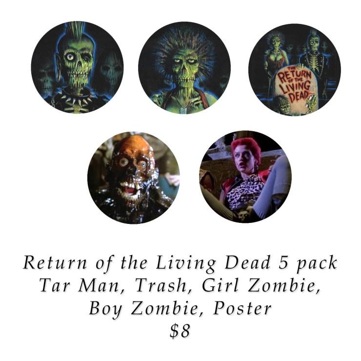 Return of the Living Dead...