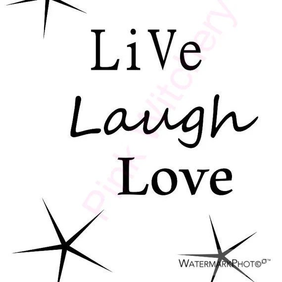 Download CRICUT Live Laugh Love SVG file for Cricut Explore