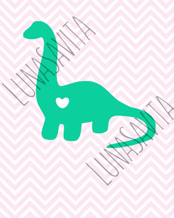 Download Dinosaur Love Design SVG, DXF Files for Cricut Design ...