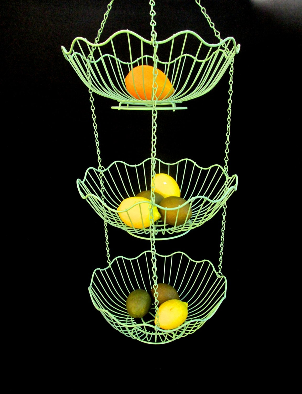 Vtg Three Tier Jadeite Green Hanging Metal Baskets Haute  : ilfullxfull881185071fovs from hautejuice.wordpress.com size 1151 x 1500 jpeg 201kB