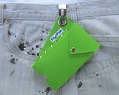 Cell Phone Pouch, vegan F...