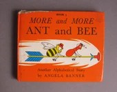 More and more Ant and Bee...