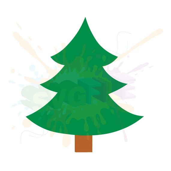 Download Christmas Tree SVG Files for Cutting Cricut Designs SVG