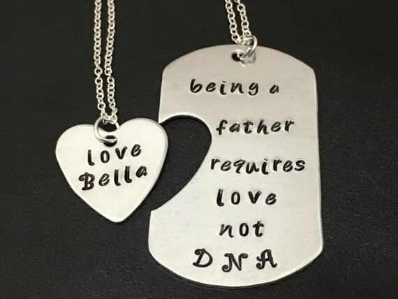Download Being a father requires love not DNA Personalized