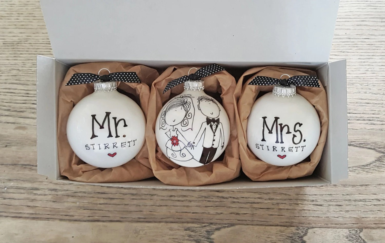 Wedding Gift Gift For The Couple Mr. And Mrs. Gift