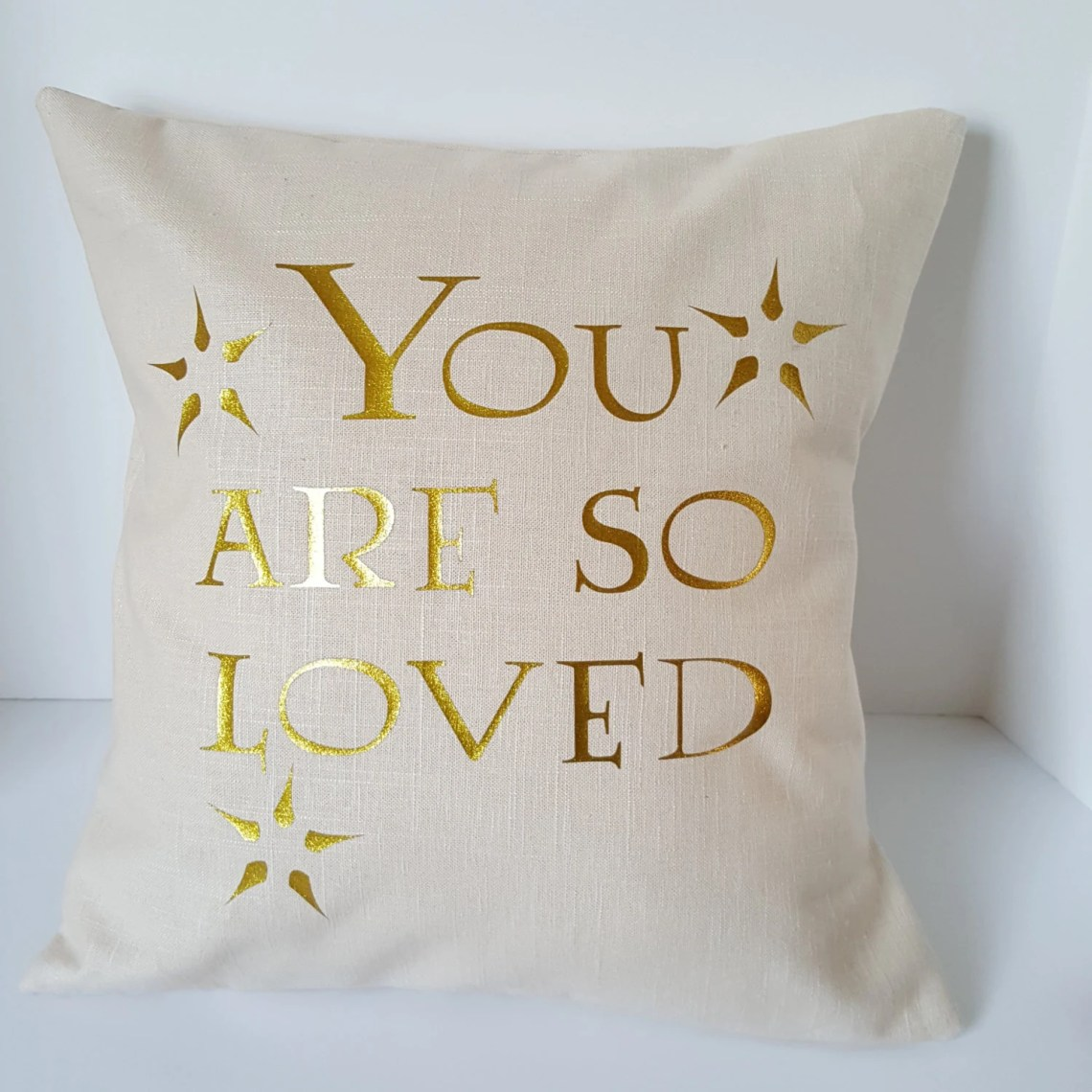 Download Harry Potter inspired you are so loved pillow by ...