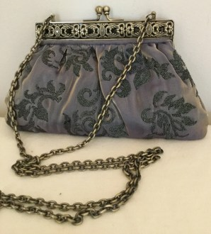 Vintage Evening Clutch Bag - By Franchi