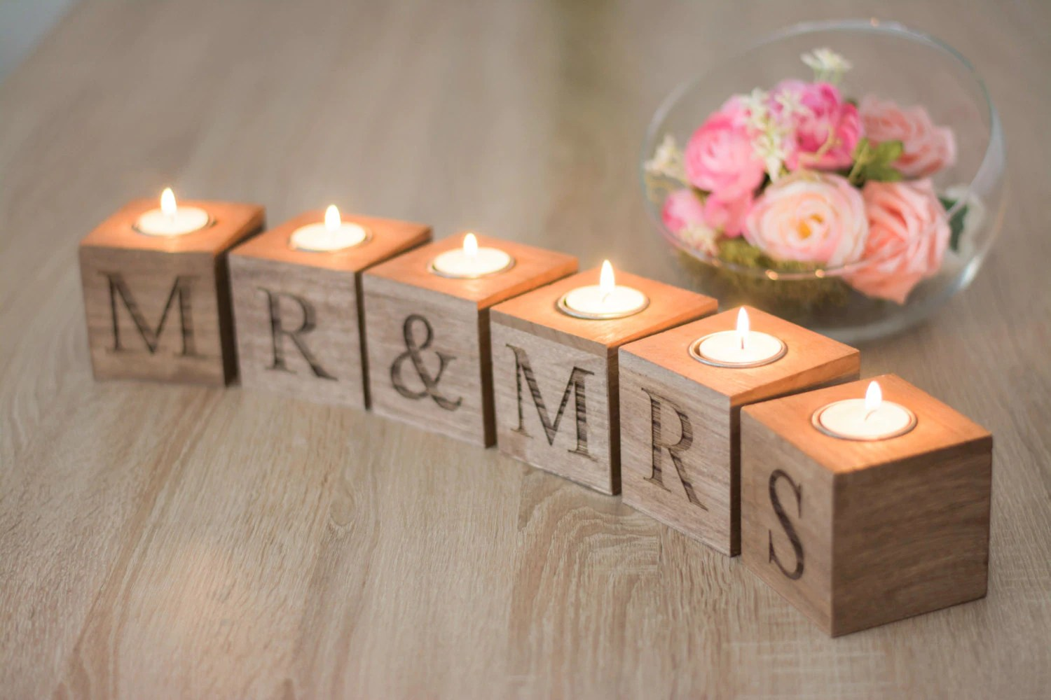 Mr Mrs Table Sign Sweet Heart Table Wedding Decoration Table