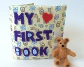 Soft Baby Book - My First...